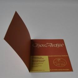 Chor-Archiv
