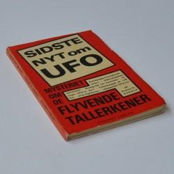 Sidste nyt om UFO – mysteriet om de flyvende tallerkner