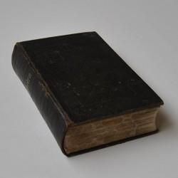 Bibelen eller Den hellige Skrift, indeholdende Det gamle og det nye