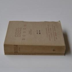 Bibelbogen med noter samt tillæg