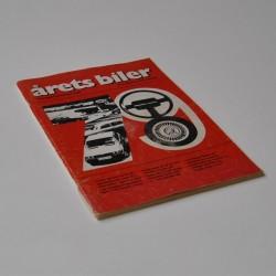 Årets biler 1978-79