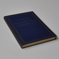 Lærebog i Navigation II – Tekniske Navigeringsmidler