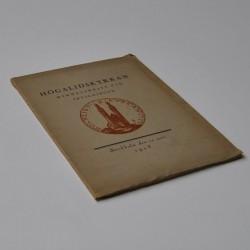 Högalidskyrkan – Minnesskrift vid invigningen den 10. juni 1923