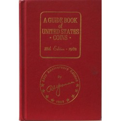 A Guide Book of United States Coins – 35th Anniversary Edition