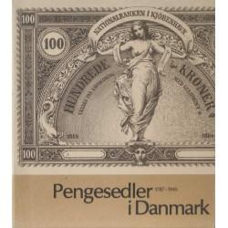 Pengesedler i Danmark. 1787-1945