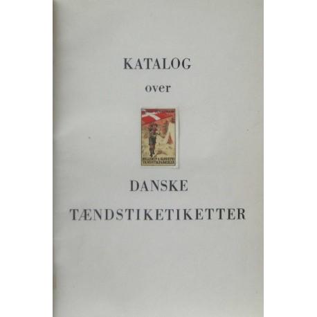 Katalog over danske tændstiketiketter