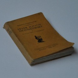 Berømte komponister – Peter Iljitch Tschaikowsky