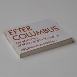 Efter Columbus - En bog om befolkning og miljø