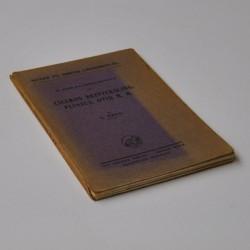 Ceceros Brevveksling, Plinius, Ovid m.m.