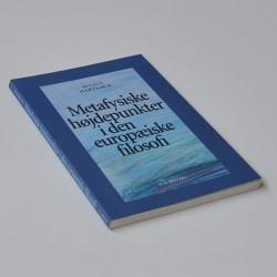 Metafysiske højdepunkter i den europæiske filosofi