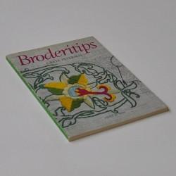 Broderitips