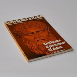 Historiske kilder – Antikkens styreformer til debat