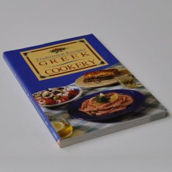 300 Traditional Recipes – Greek Cookery