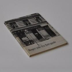 Bøger ude fra Sølvgade