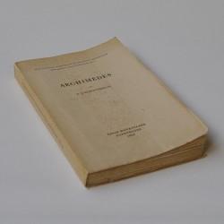 Acta Historica Scientiarum Naturalium Et Medicinalium – Vol.