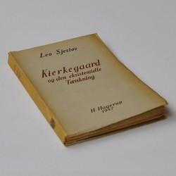 Kierkegaard og den eksistentielle Tænkning