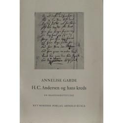 H. C. Andersen og hans kreds – En haandskriftstudie. Tekst 1.