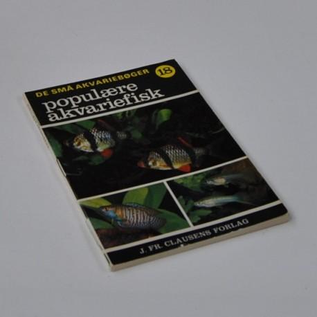 De små akvariebøger 18 – Populære akvariefisk