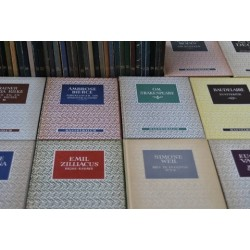 Hasselbalchs Kultur-Bibliotek – Ældre kartoneret udgave 1941-1961