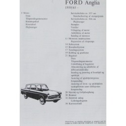 Ford Anglia. 1959/65-.