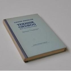 Dansk-Engelsk Teknisk ordbog med illustrationer
