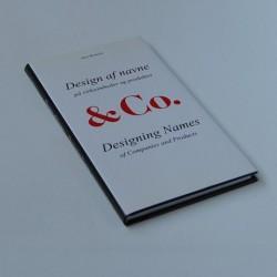 Design af navne på virksomheder og produkter - & Co.