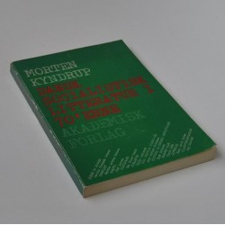 Dansk socialistisk litteratur i 70'erne