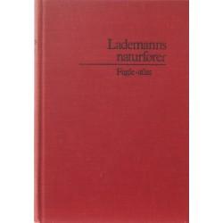 Lademanns naturfører – Fugle-atlas