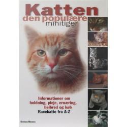 Katten – den populære minitiger. Informationer om holdning, pleje, ernæring, helbred og køb. Racekatte fra A-Z.