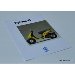 Piaggio Vespa Typhon 45
