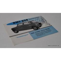 Austin Morris BMC 850