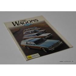 Chevrolet 1980 Wagons