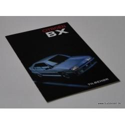 Citroën BX Tilbehør