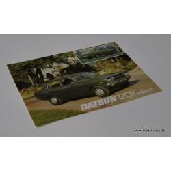 Datsun 120Y Saloons