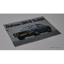 Datsun 180B Sedan