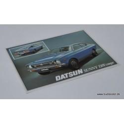 Datsun Sunny 120Y Coupé