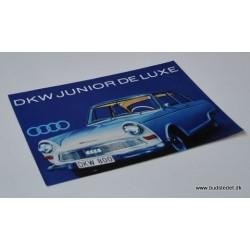 DKW Junior de Luxe