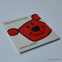 Bullers nye hus - Læse-selv-bøgerne 3