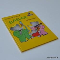 Babar og papegøjen - Bogklubben Rasmus