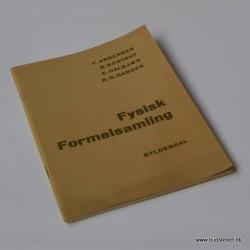 Fysisk Formelsamling