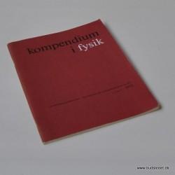 Kompendium i fysik