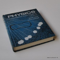 Physics Foundations and Frontiers