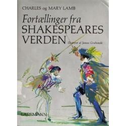 Fortællinger fra Shakespeares verden. Illustreret af Janusz Grabianski.