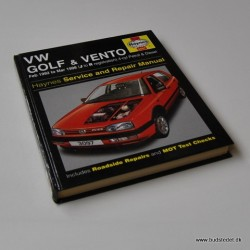 VW Golf & Vento – '92 to '98 (J to R reg) Haynes 3097