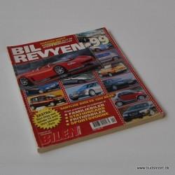 Bil Revyen 1999 – Danmarks biloversigt med samtlige nyheder