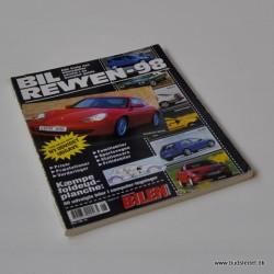 Bil Revyen 1998 – Danmarks biloversigt med samtlige nyheder