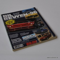 Bil Revyen 1996 – Danmarks biloversigt med samtlige nyheder