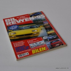 Bil Revyen 1995 – Danmarks biloversigt med samtlige nyheder