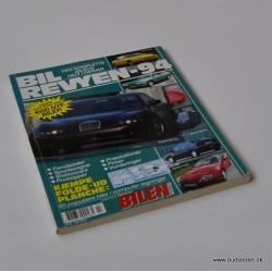 Bil Revyen 1994 – Danmarks biloversigt med samtlige nyheder