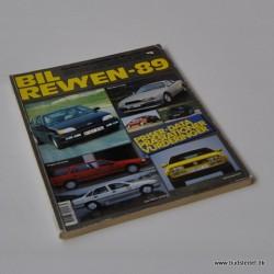 Bil Revyen 1989 – Danmarks biloversigt med samtlige nyheder